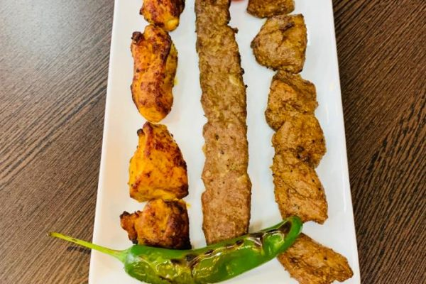 Mixed Kabab
